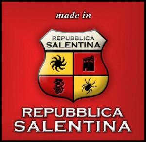 Lo stemma della Repubblica Salentina